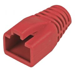 PRO SIGNAL PELR0211  Strain Relief Boot, Red, 8Mm